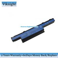 New AS10D75 AS10D31 Replacement Battery For Acer Aspire 4741 Aspire 5741 Series Laptop Battery 10 8V
