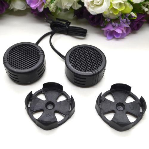 2Pc Car Auto Super Power 500W Loud Dome Automobile Loudspeakers Speaker