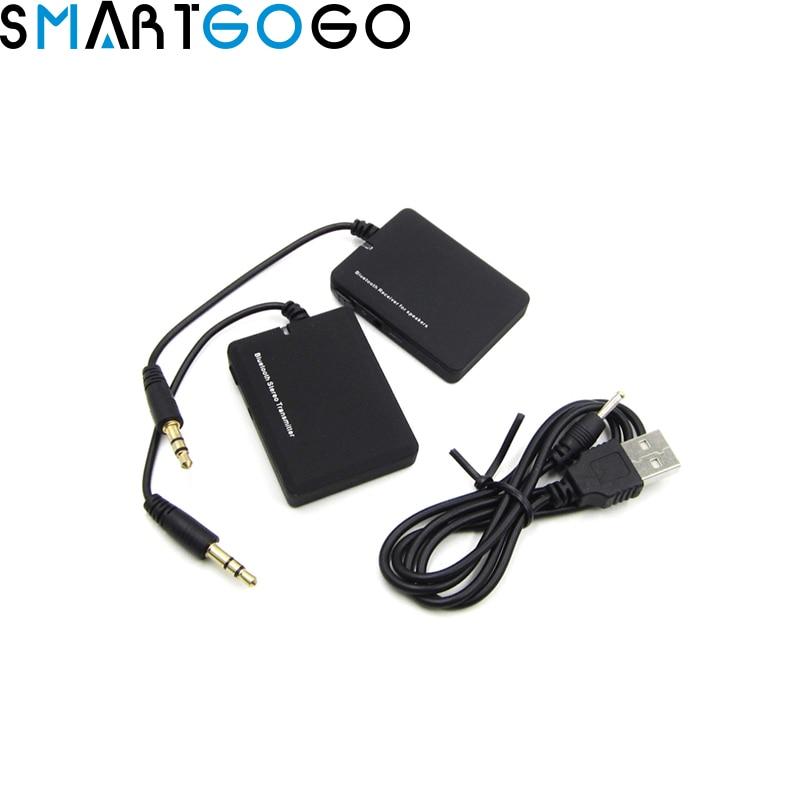 Einfach 3,5 Professional Audio Musik Empfänger/sender Drahtlose Bluetooth 4,0 V Stereo Adapter 3,5mm Audio Jack Zu Hohes Ansehen Zu Hause Und Im Ausland GenießEn Funkadapter