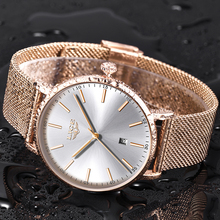 LIGE Ladies Watch Stainless LIGE9908