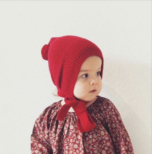 1d260a6ab Hot Cute Baby Boys girls Kids Child Pom Pom Hat Winter Warm Christmas Elf  Crochet Knit Beanie Cap-in Hats & Caps from Mother & Kids on Aliexpress.com  ...