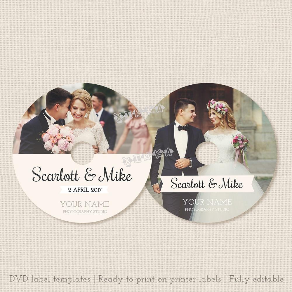 wedding cd labels ferdin