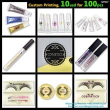 100pcs 35mm Custom Label Handmade Clear Transparent Vinyl PVC Thank You Stickers Wedding Brand Logo Seal Sticker Adhesive Labels