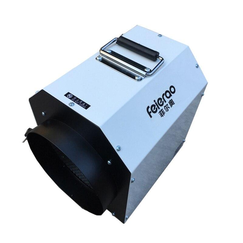 Réchauffeur électrique Commercial ventilateur d'air chaud 3 température ventilateur de ferme Machine de chauffage Portable plus chaud 3000 W