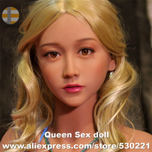 WMDOLL Top Quality Tpe Sex Doll Head For Lifelike Silikon Sexy Dolls Japanese Love Dolls Heads Oral Adult Sex Toys