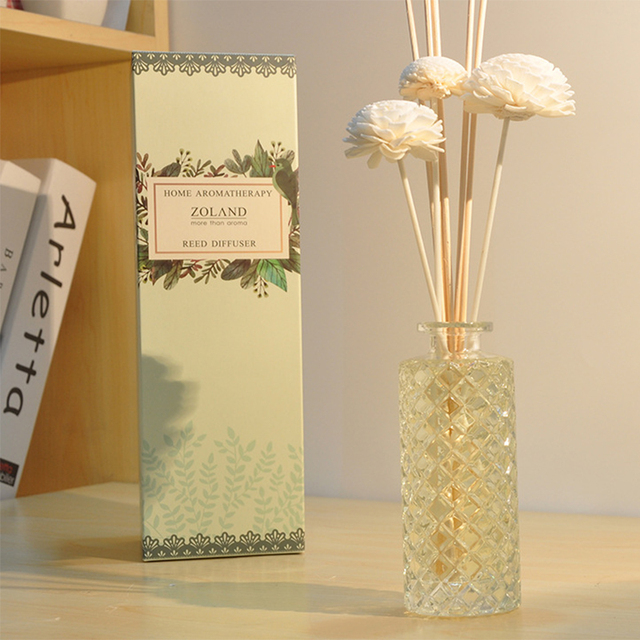 Aliexpress Buy 150ml Home Fragrance Oil Rattan Reed Diffuser