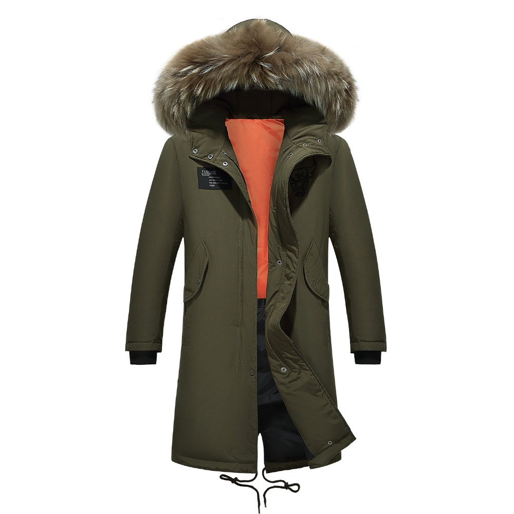 Popular Fur Hooded Jackets Men-Buy Cheap Fur Hooded Jackets Men ...