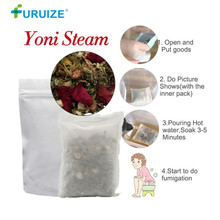 Yonisteam Feminine Hygiene Vagina steam health natural herbal 100% Chinese detox yoni SPA vaginal clean