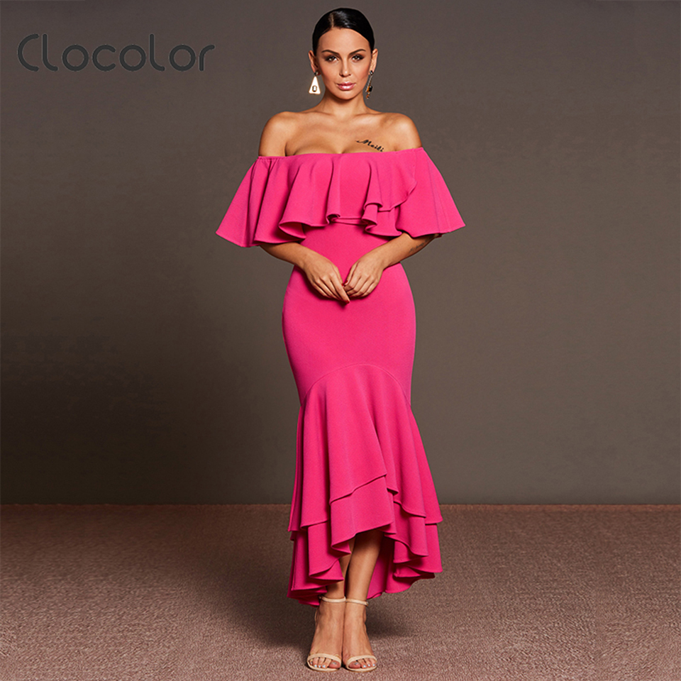 Buy mermaid dress with rosee and get free shipping on AliExpress.com 2a4aaa9a1
