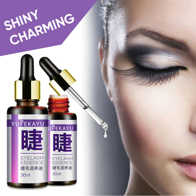 Natural Herbal Medicine Eyelash Serum Eyelash Growth Liquid