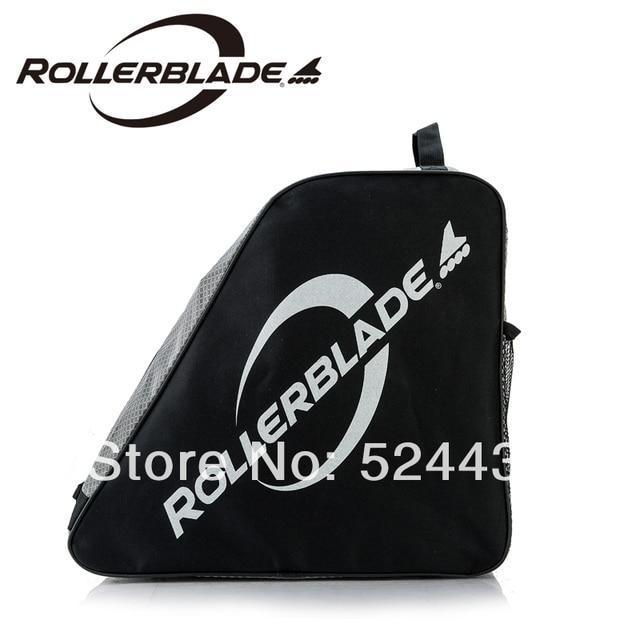 d7b8e93c98 Rollerblade Professional Skating backpack Shoulder Backpack Skating backpack  Large space outfit Backpack Rollerblade skate bag