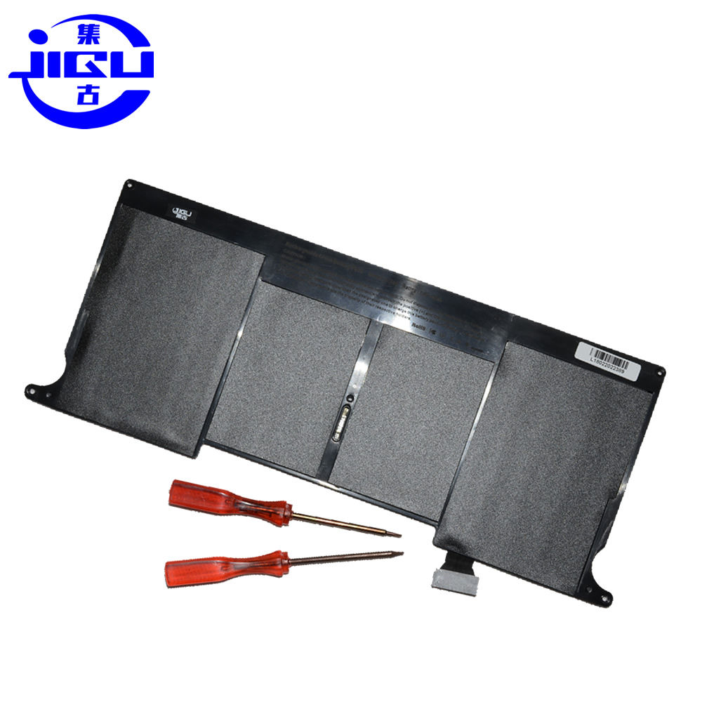 JIGU A1370 A1406 A1465 Laptop Battery For Apple MacBook Air MD711CH/B 11.6-inch 2011 11.6-inch A1370