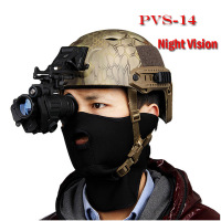 HD Infrared Night Vision Binoculars Hunting Tactics The US PVS 14 Digital Night Vision Monocular Free