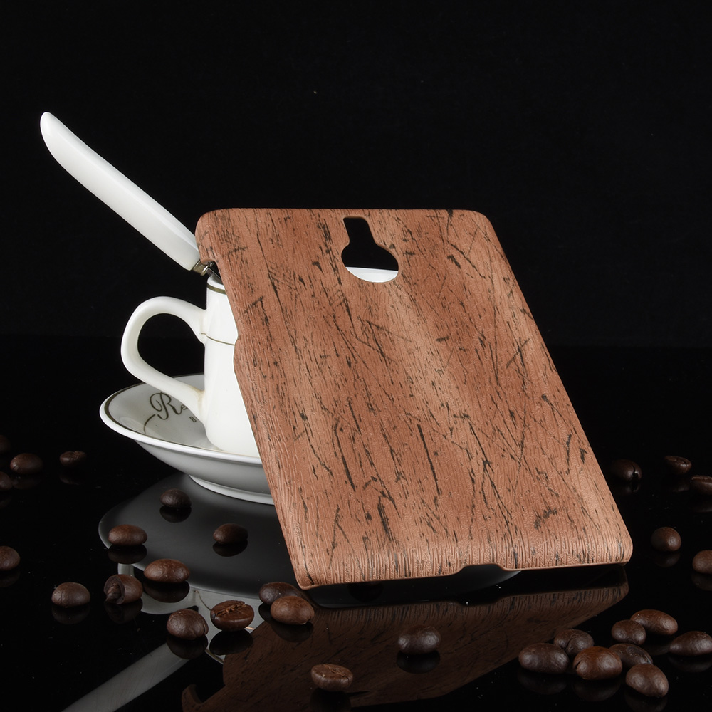For <font><b>Blackberry</b></font> <font><b>Passport</b></font> <font><b>Silver</b></font> <font><b>Edition</b></font> SE phone bag <font><b>case</b></font> Wood grain Skin PU leather Protective <font><b>Case</b></font> Cover image