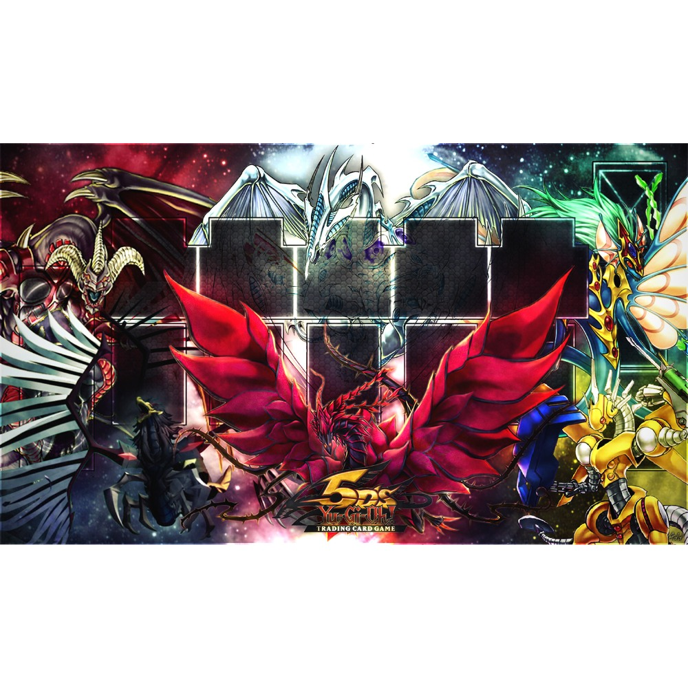 Custom Print Yugioh Cards Playmat 5 Ds Playmat Board Games