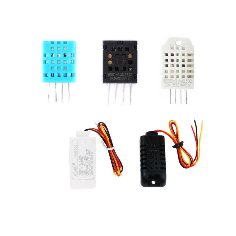 Digitale di Temperatura e di Umidità Sensore DHT11 DHT22 AM2302B AM2301 AM2320 Temperatura e Sensore di Umidità per Arduino AM2302