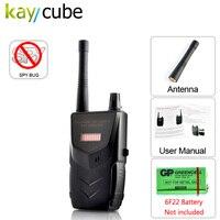 TG 007B Portátil Detectar Bug Tap detector de Sinal De RF Sem Fio Detector de Câmera Sem Fio Wi fi Áudio do Telefone Celular|phone phone -
