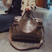 Leather Shoulde Sac a Main Femme Bolsa Feminina Luxury Handbags Women Bags Designer Bag for Women 2018 Bolso Mujer Luis Vuiton