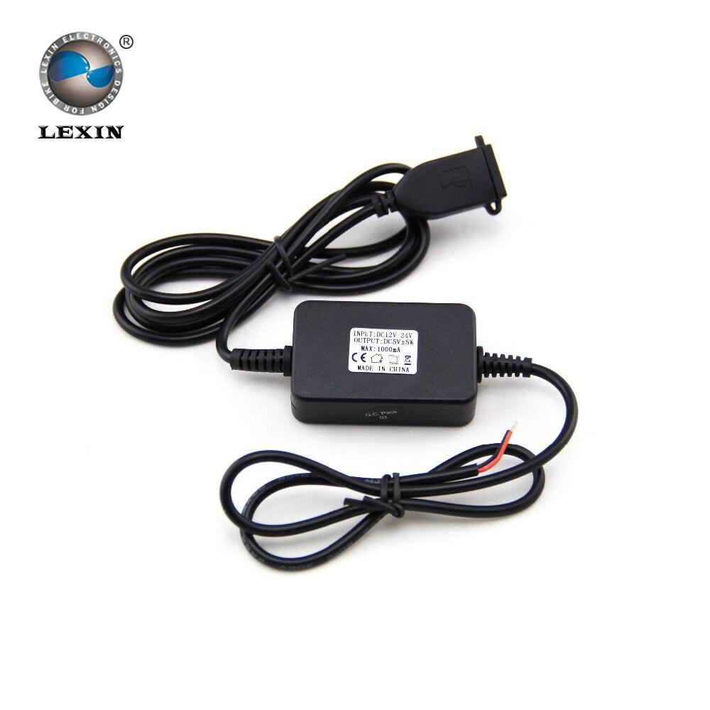 1 STÜCKE Universal Auto Usb-ladegerät Wasserdichte Motorrad Dual USB Power Ladegerät Splitter für 2 2 Geräte zu einem zeit