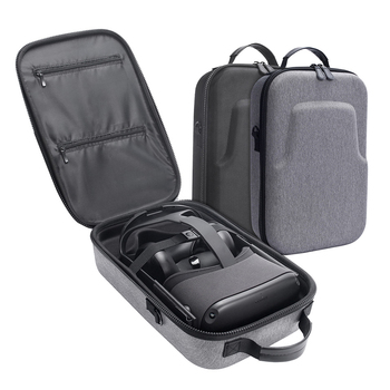 Newest EVA Hard Case for Oculus Quest Case, Oculus Quest VR Gaming Headset Storage Box, Oculus Quest Virtual Reality Travel Case фото