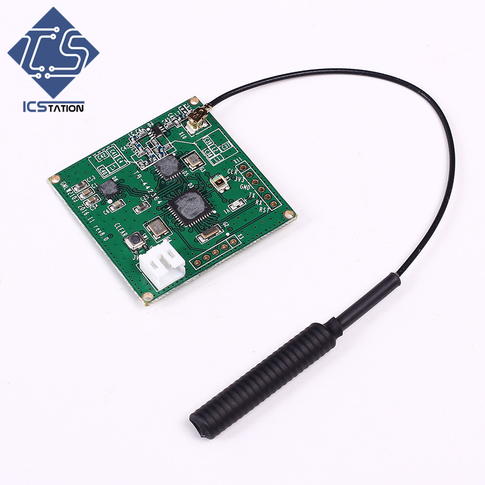Anti-Interference Geomagnetic Parking Wireless Detection Module 3.3V TTL Level New Type of Parking Sensor Module