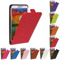 Bussiness Ultra Thin PU Leather Case For Samsung Galaxy Mini S5570 Magnetic Buckle Vertical Flip Cover Mobile Phone Bag