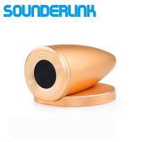 HiFi Air Motion AMT Speaker Car Tweeter With Aluminum Golden Case