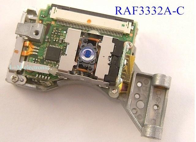 Grabador de DVD Cabezal Láser RAF3332A-C/RAF3331A-C/RAF3332A/RAF3331A/RAF3331AC/RAF3332AC/RAF3331/RAF3332 Pack de 5 unids