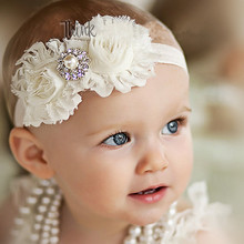 baby girl headband Infant hair accessories Flower newborn Headwear tiara headwrap band hairband Gift Toddlers bows clothes