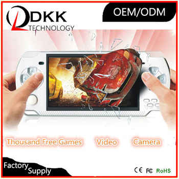 Best 4.3 inch color screen handheld game console 8GB memory not for psp console for nes games TF card video music camera - DISCOUNT ITEM  10% OFF All Category