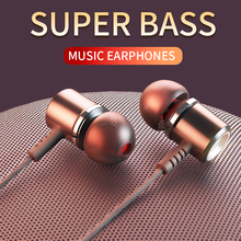 Langsdom M400 Headphones Earphones in Ear Sport Wired for Phone Xiaomi Super Bass Headsets with Mic Hifi Earbuds fone de ouvido original langsdom m400 in ear earphones special metal high quality heavy bass sound with microphone for all phone xiaomi