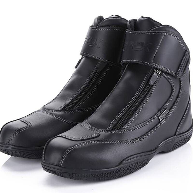 ARCX Waterproof Real Leather Boots Motorcycle Racing Boots Street Moto Motorbike Chopper Cruiser Touring Riding Shoes