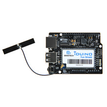 Geeetech Linux, WiFi, Ethernet, USB, All-in-one Yun Shield for Arduino Leonardo, UNO, Mega2560, Duemilanove Development Board(China)