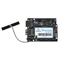 Geeetech Linux, WiFi, Ethernet, USB, All in one Yun Shield for Arduino Leonardo, UNO, Mega2560, Duemilanove Development Board