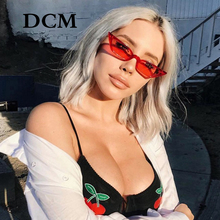 DCM 2018 Spring Summer Styles Women Little Cat Eye Sunglasses Fashion Ladies Sun Glasses-in Women's Sunglasses from Apparel Accessories on Aliexpress.com | Alibaba Group