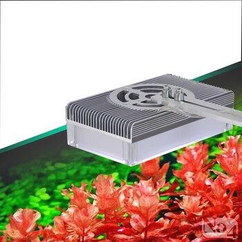 100-240V Aquarium ADA style plants grow LED Light  6500K and 7500K aqurium lamps, goldfish, fish tank light