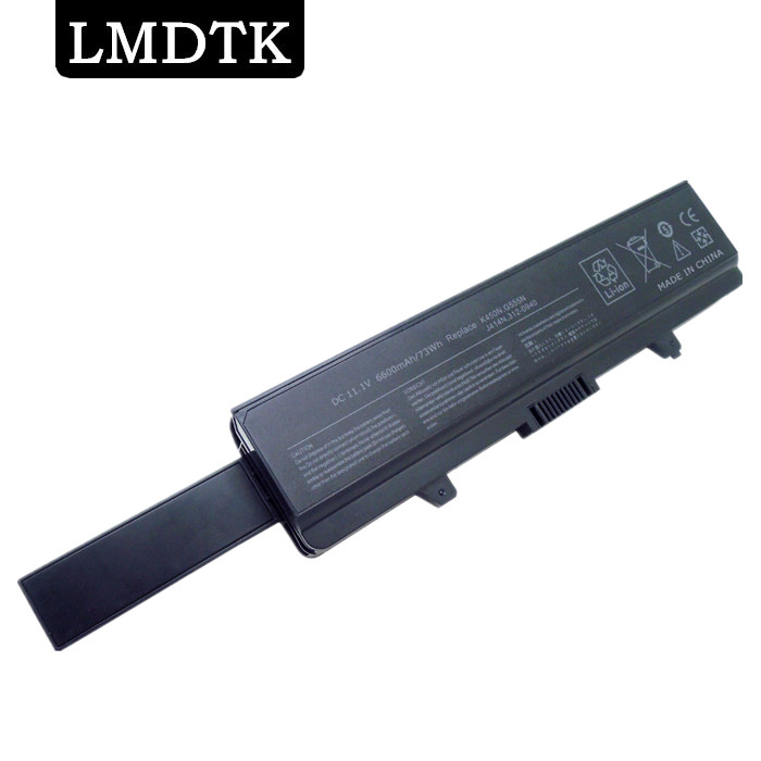 LMDTK New 9cells laptop battery FOR <font><b>DELL</b></font> <font><b>Inspiron</b></font> <font><b>1750</b></font> 1440 312-0941 J414N J415N K450N K450N 0F972N 312-0940 free shipping image