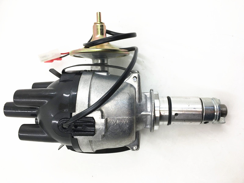 SherryBerg Electronic Distributor Lucas 25D type for all Classic Mini Models up to 1974 sherryberg distributor 4 cyl electrical distributor for datsun nissan j15 engine forklift 4 cylinders