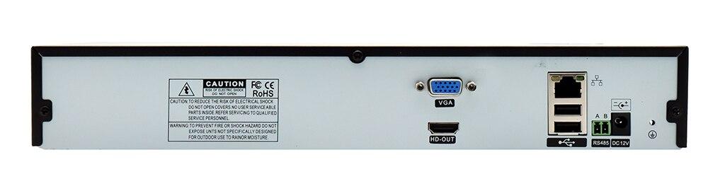 Wistino 1080P 4pcs IP Camera CCTV Security System Kit Night Vision 8CH NVR Recorder Surveillance Monitor Kits H.265 XMeye 720P 960P (14)