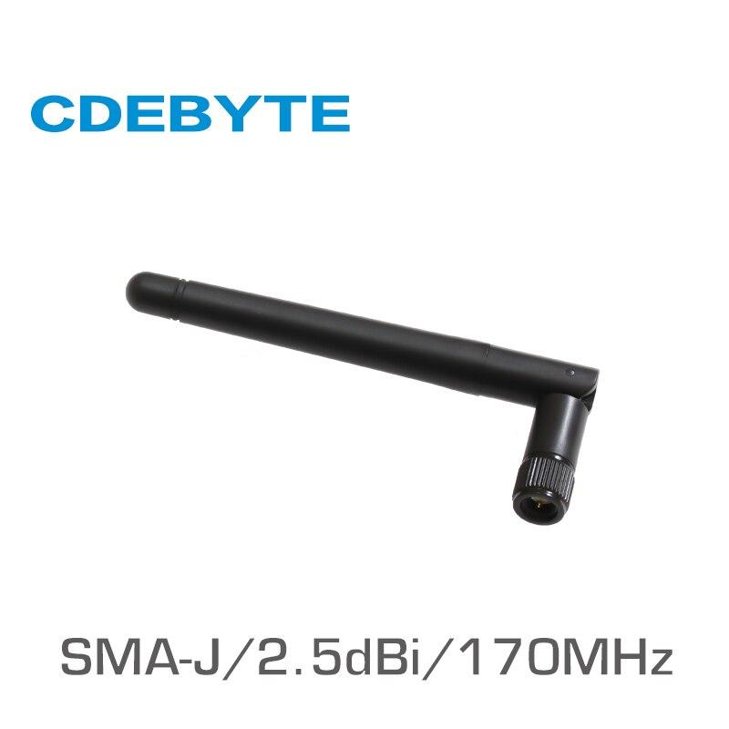 TX170-JK-11 170MHz SMA-J Interface 50 Ohm Impedance Less Than 1.5 SWR 2.5dBi Gain High-quality Omnidirectional Antenna