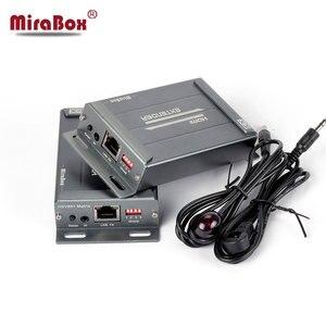 Image 1 - MiraBox HSV891M HDMI Ma Trận Mở Rộng 1080P Trên IGMP Công Tắc Hỗ Trợ 16 Người Gửi 236 Máy Thu Có Hồng Ngoại IP Qua HDMI bộ Mở Rộng