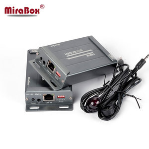 Image 1 - MiraBox HSV891M HDMI Matrix Extender 1080P Over IGMPการสนับสนุนสวิทช์16 Sender 236เครื่องรับIR Over IP HDMI extender