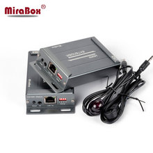 MiraBox HSV891M HDMI Matrix Extender 1080P Over IGMP Switch Support 16 Sender 236 Receivers With IR Over IP HDMI Extender