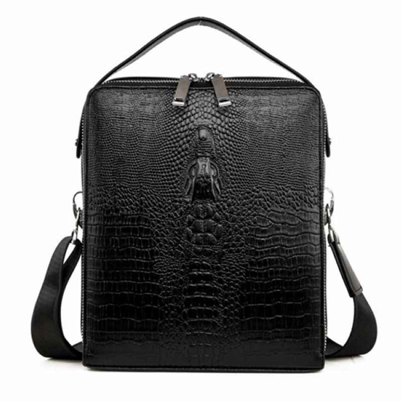 2018 Новая модная сумка из натуральной кожи для мужчин, сумка через плечо, винтажные сумки-мессенджеры, сумка через плечо, одноцветные мужские дорожные сумки M113