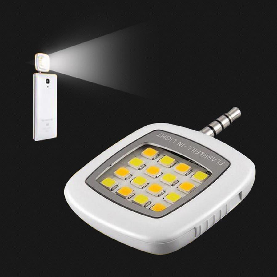 Mobile Phone Led Flash Light Adjustable Fill Light For