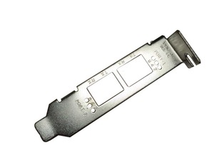 Low Profile Bracket for Qlogic QLE2562, HP AJ764 489191-001, IBM 42D0501(China)