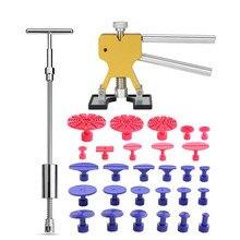 PDR наборы инструментов Инструменты для автомобиля инструмент для удаления вмятин инструмент для ремонта Съемник Набор инструментов скользящий молоток на присоске автомобильные комплекты АКСЕССУАРЫ