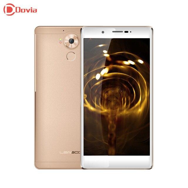 Leagoo T10 Android 6.0 4G Mobile Phone 5.7 Inch FHD Screen MTK6797m Deca Core 2.0GHz 4GB RAM 32GB ROM 13MP Fingerprint Scanner