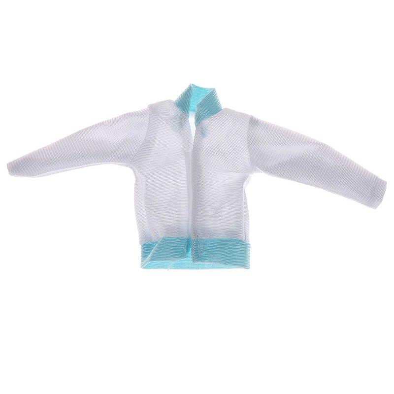 TOYZHIJIA одежда ручной работы повседневная одежда Блузки спортивные штаны милые топы брюки платье одежда для кукольных аксессуаров