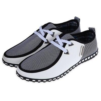 Plus Size 46, 47, Spring Canvas Fashion Men Casual Shoes Rubber Breathable Men Flat Shoes Casual Low Top 1113 35 power reserve 1x